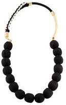 Marni Woven Beaded Necklace