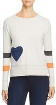 Lisa Todd Heart Throb Pocket Sweater