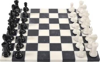 Purling Stone Chess Set