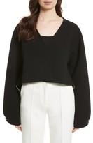 Diane von Furstenberg Women's Crop Jacket