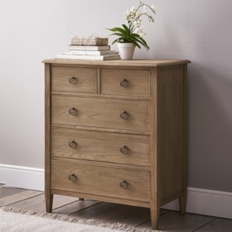 The White Company Ardleigh Chest of Drawers, Smoke, One Size