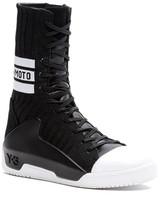 Y-3 Hayworth Guard Knit High Top Sneaker