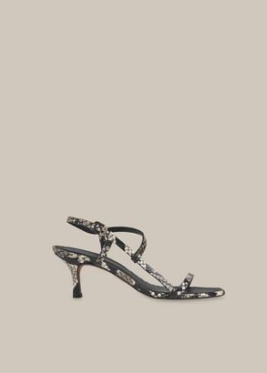 Milana Asymmetric Sandal