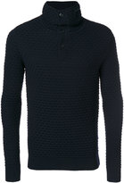 Paolo Pecora knitted roll-neck sweater