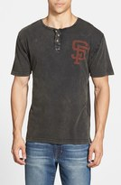 Red Jacket Men's 'San Francisco Giants - Luther' Henley