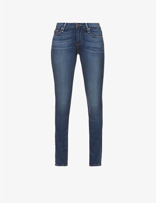Paige Denim Women's Tristan Verdugo Ultra-Skinny Mid-Rise Jeans, Size: 27