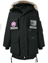 Canada Goose Snow Mantra parka - men - Cotton/Nylon/Polyester/Goose Down - M