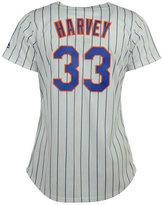 Majestic Women's Matt Harvey New York Mets Replica Cool Base Jersey