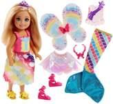Barbie Dreamtopia Chelsea Dress-up Doll