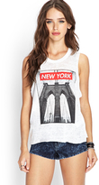 Forever 21 New York Muscle Tee
