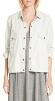 The Great Women's The Shirt Jacket