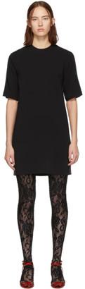 Gucci Black Web Tunic Dress