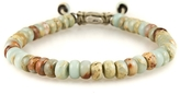 M. Cohen Stacked Gemstone Bracelet