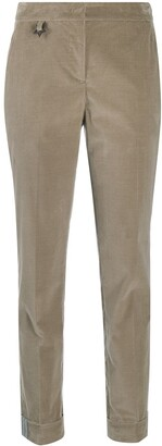 Lorena Antoniazzi Tailored Cord Trousers