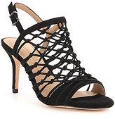 Antonio Melani Jair Caged Dress Sandals