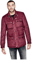 G by Guess GByGUESS Men's Carter Faux-Suede Jacket