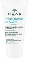 Nuxe Masque Creme Fraiche de Beaute 24 hr. Soothing and Rehydrating Fresh Mask