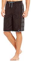 Nike Big & Tall Fuse Splice Volley Swim Trunks
