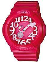Casio Women's Baby-G BGA130-4B Resin Quartz Watch