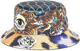 Kenzo multi icon bucket hat