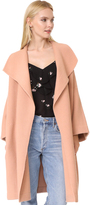 Alice + Olivia Hester Boxy Wide Sleeve Cardigan Coat