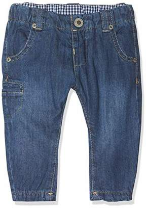 Steiff Baby Boys' Hose Jeans (Light Blue Denim 0014), (Size: 0)