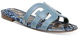 Sam Edelman Women's Bay Slip On Strappy Sandals