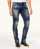 Hudson JEANS Stretch Jeans Men's Blinder Biker Stretch Jeans