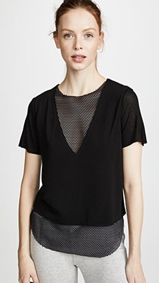 Koral Activewear Double Layer Tee
