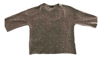 Zara Grey Viscose Knitwear
