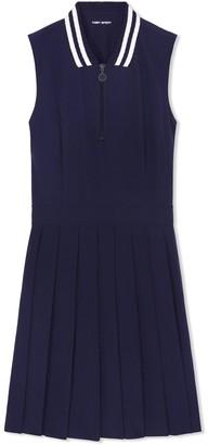 Tory Burch Pleated Golf Dress