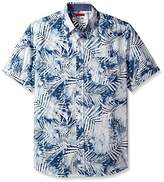 ProjekRaw Projek Raw Men's Tropical Print Woven Shirt