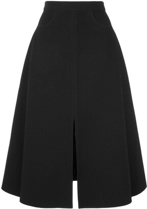 Dion Lee A-line midi skirt