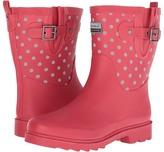 Chooka Flash Dot Mid Rain Boot
