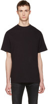 Alexander Wang Black High-Neck T-Shirt