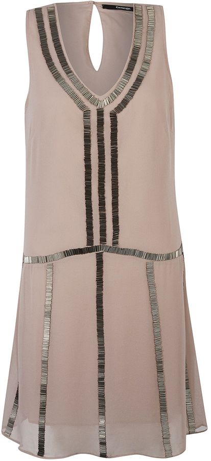 Thumbnail for your product : George Embellished Flapper Dress