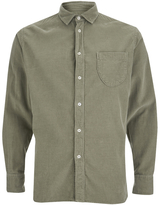 Universal Works Classic Long Sleeve Shirt Green