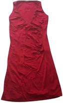 Galliano Pink Dress for Women