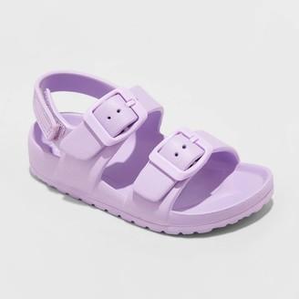 Cat & Jack Toddler Girls' Ade EVA Footbed Sandals - Cat & JackTM