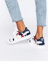 adidas X Rita Ora Paint Print Superstar Sneakers