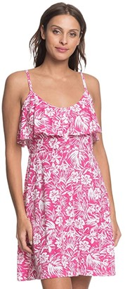 Roxy Real Friends (Beetroot Purple/Island Cove) Women's Dress