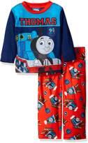 Thomas & Friends Thomas the Train Boys' Icon Toddler 2-Piece Pajama Set