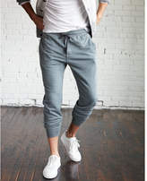 Express vintage fleece jogger pant