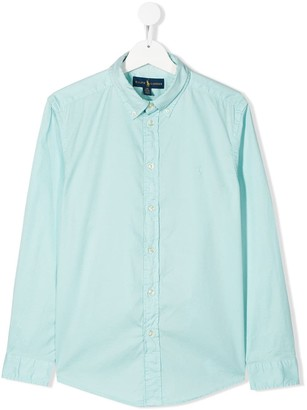 Ralph Lauren Kids TEEN button-down shirt