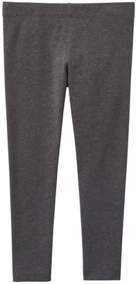 Joe Fresh Toddler Girls Essential Legging, Charcoal Melange (Size 5)
