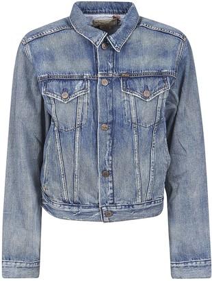 Ralph Lauren Denim Buttoned Jacket