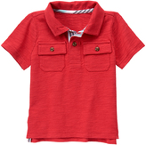 Gymboree Red Polo - Infant & Toddler