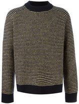 Marni dotted knit jumper