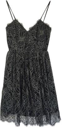 Zac Posen Black Lace Dress for Women