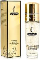 Blend Mineral Anti-Aging 24K Gold Flake Face Serum